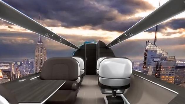 هواپیمای بدون پنجره