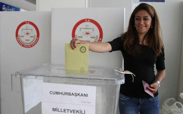 انتخابات ریاست جمهوری ترکیه