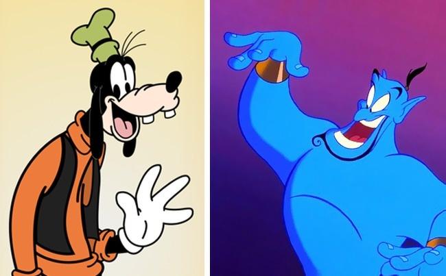 چرا همه شخصیتهای کارتونی ۴ انگشت دارند؟