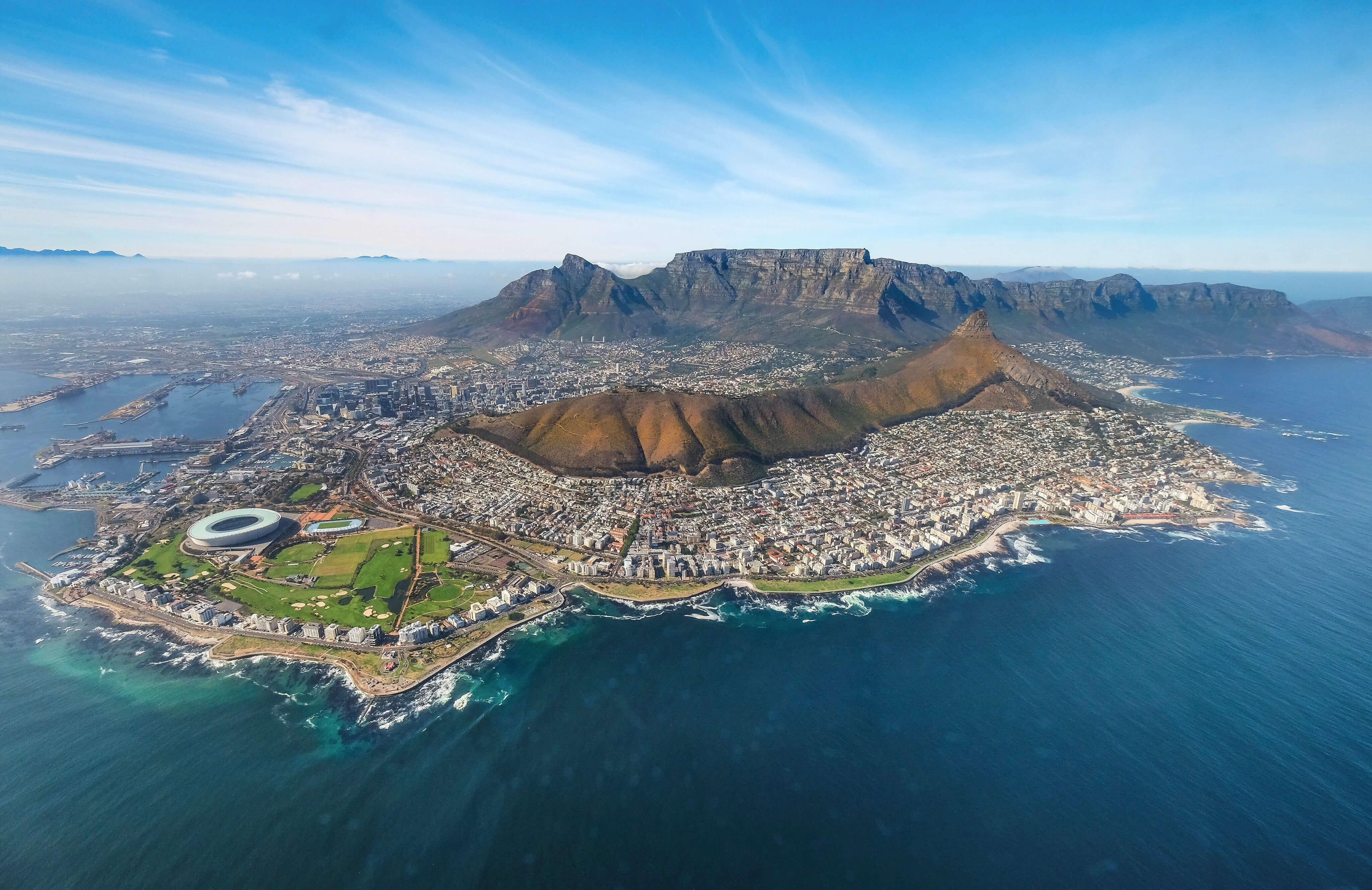 راهنمای سفر به کیپتاون؛ «شهر مادر» در قلب آفریقای جنوبی