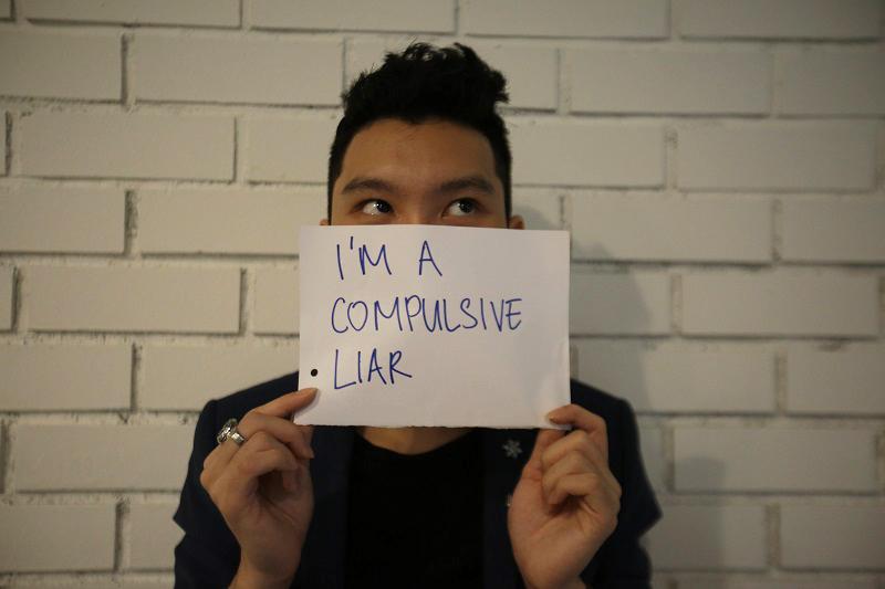 دروغ گفتن بیمارگونه