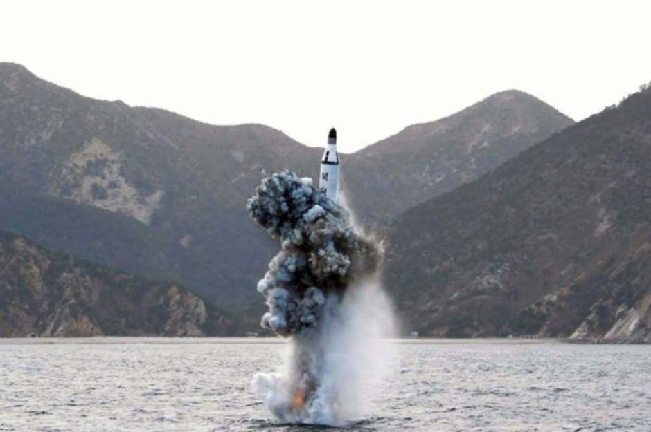 زیردریایی با قابلیت حمل موشک بالستیک