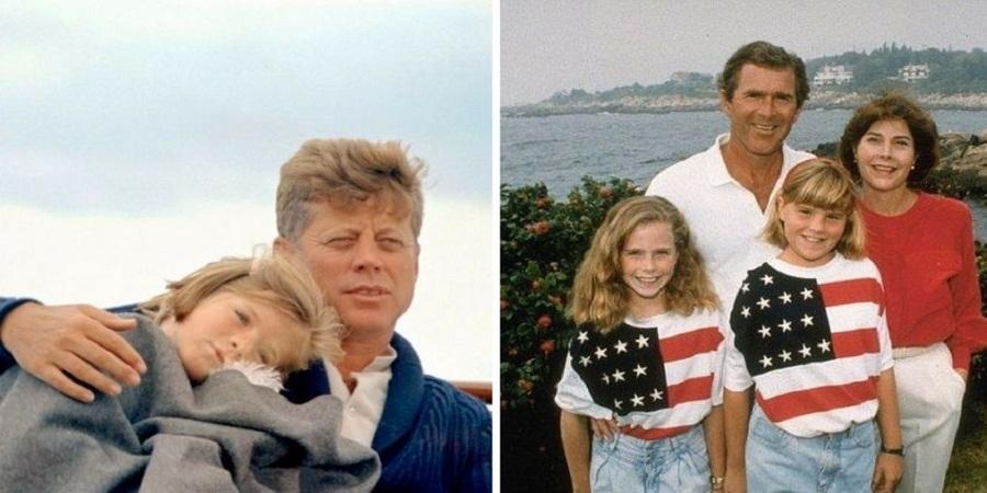 نگاهی به زندگی و سرنوشت فرزندان رئیس جمهورهای سابق امریکا