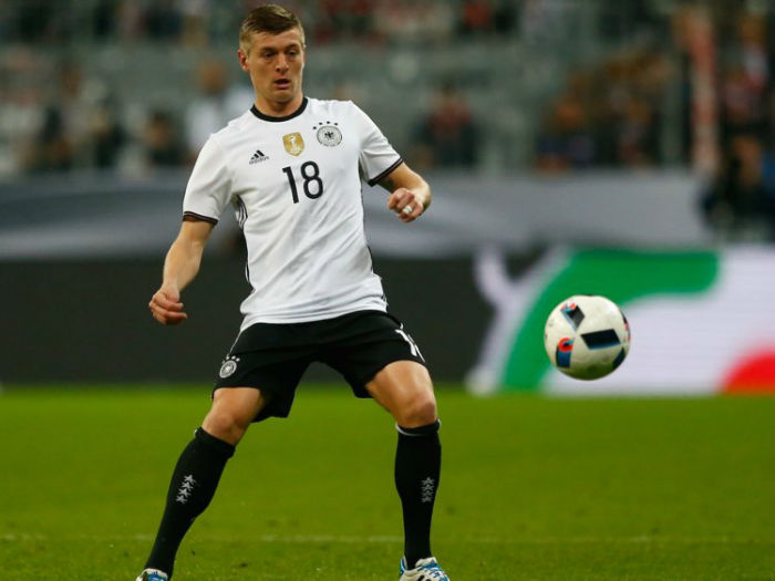 ارزش بازیکنان فوتبال جام جهانی 2018
