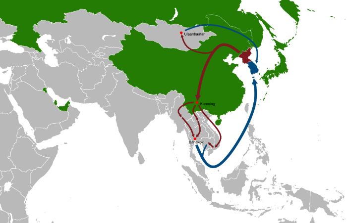 فرار از کره شمالی