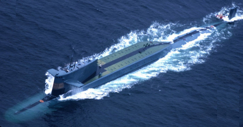 SSBNs Xia روزیاتو: ۷ کشور قدرتمندی که دارای ناوگان زیردریایی با قابلیت حمل موشک بالستیک هستند اخبار IT