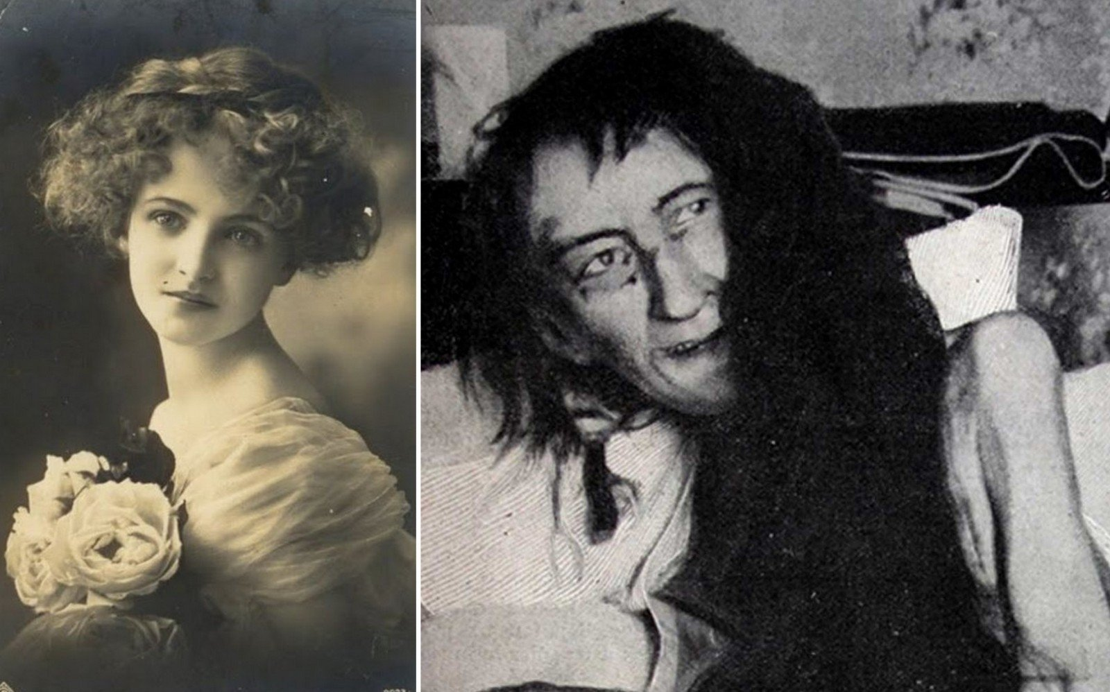 سرگذشت دردناک بلانش مونیه که ۲۵ سال به خاطر عشق در خانه محبوس شد