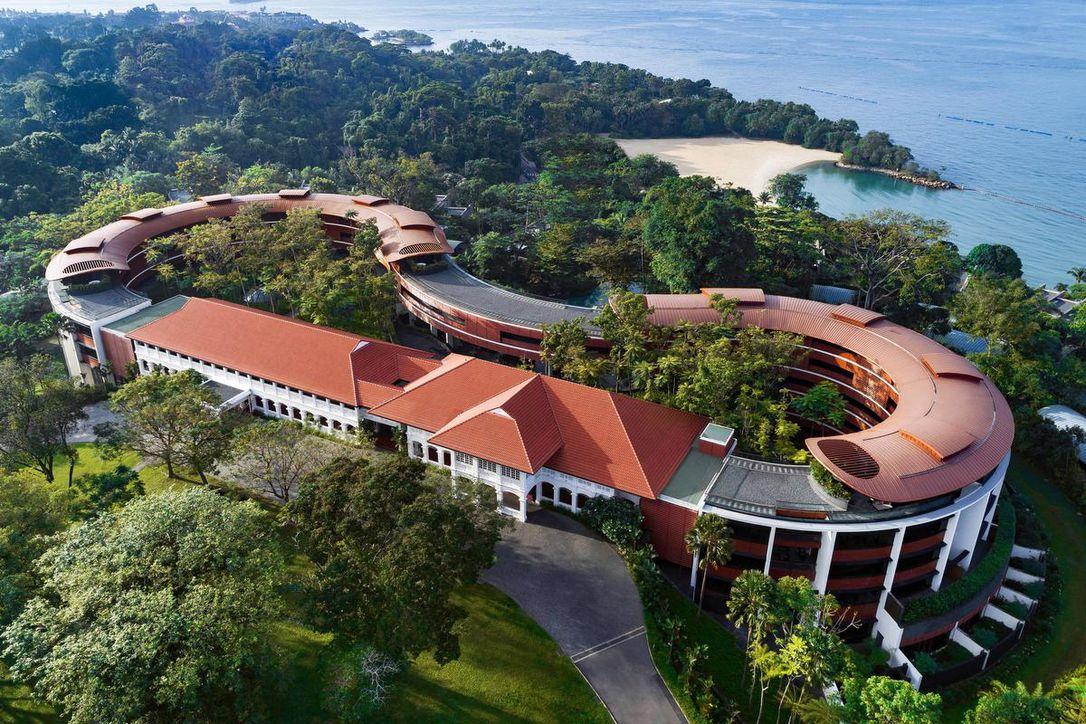 هتل محل ملاقات دونالد ترامپ و کیم جونگ اون کجاست؟
