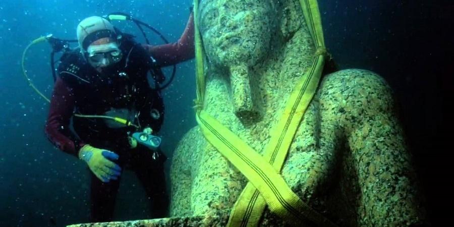 نگاهی به ۱۳ مورد از حیرت انگیزترین گنجینه های کشف شده زیر آب