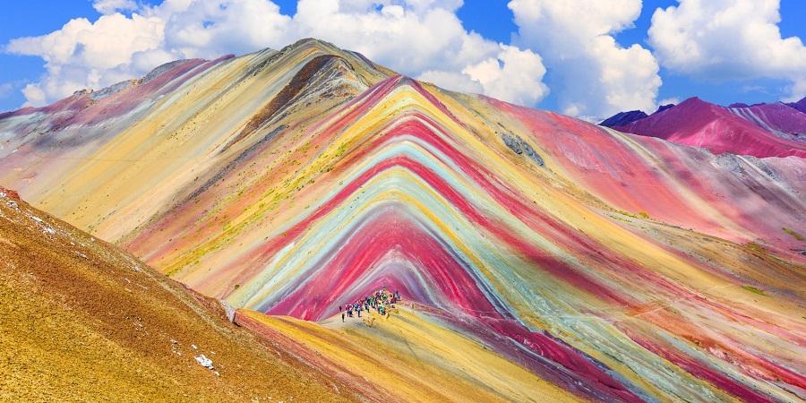 نگاهی به رنگارنگ ترین پدیده های طبیعی دنیا