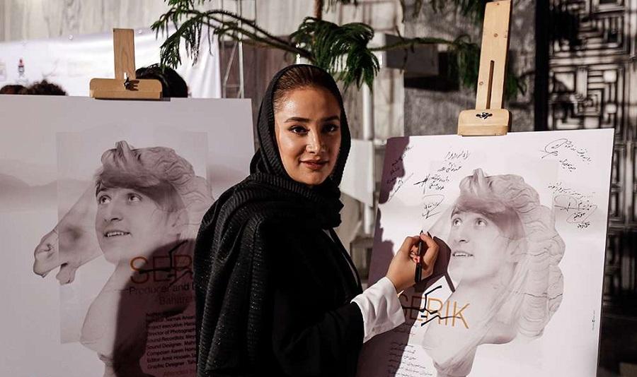 مستند «سریک»: فیلم بهاره افشاری به افتخار سردار آزمون اسبسوار