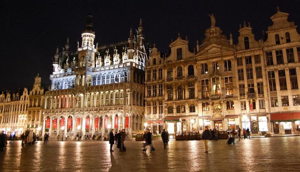 میدان بزرگ بروکسل بلژیک