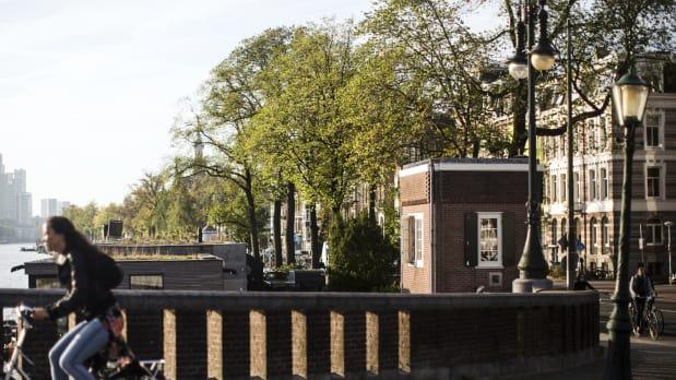 هتلهای آمستردام