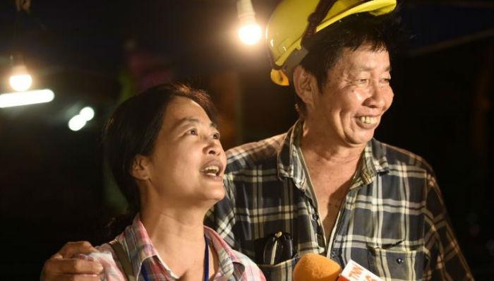 گمشدگان در غار تایلند