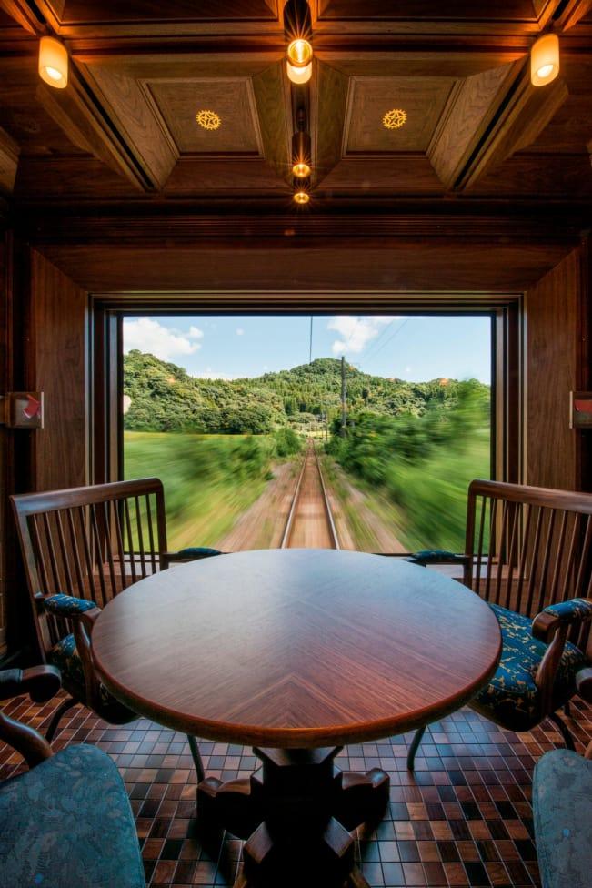 لوکسترین قطار مسافربری جهان
