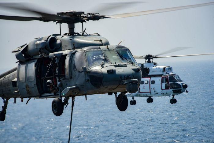 4 Sea Hawk 1 w700 روزیاتو: با ۱۰ هلی کوپتر نظامی گرانقیمت و قدرتمند کلاس جهانی آشنا شوید اخبار IT