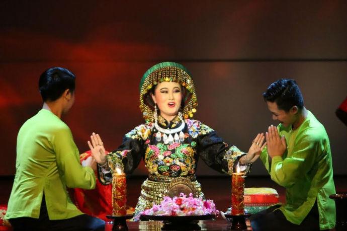 دین زن پرستی در ویتنام