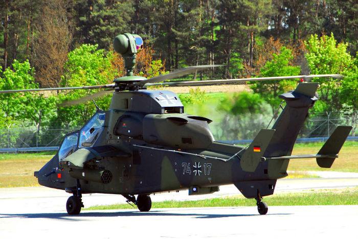 5 Eurocopter Tiger w700 روزیاتو: با ۱۰ هلی کوپتر نظامی گرانقیمت و قدرتمند کلاس جهانی آشنا شوید اخبار IT