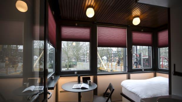 اقامت در آمستردام