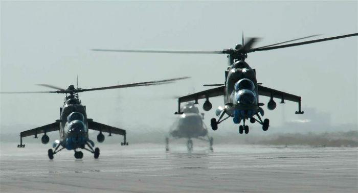 7 Kazam Mi 35 w700 روزیاتو: با ۱۰ هلی کوپتر نظامی گرانقیمت و قدرتمند کلاس جهانی آشنا شوید اخبار IT