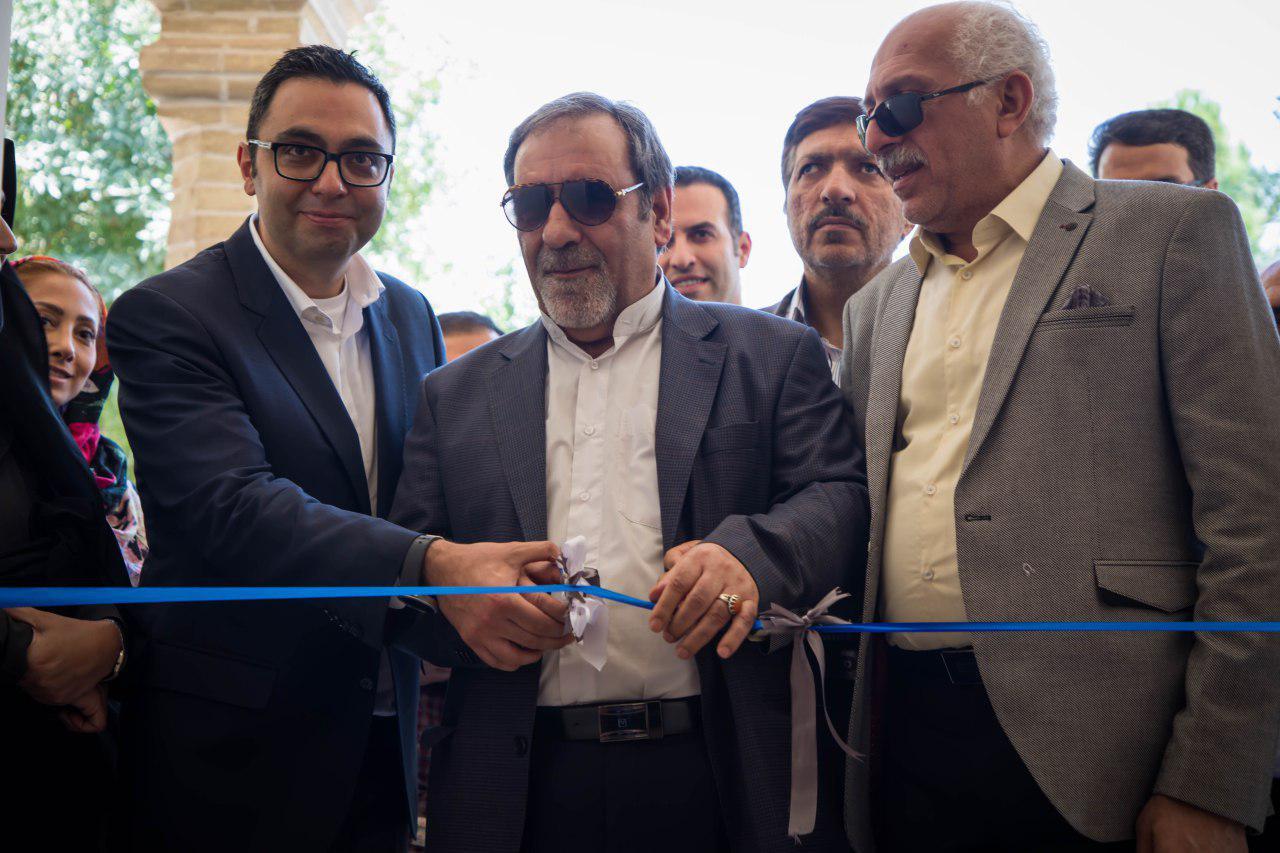 کتابخانه گویای سامسونگ ویژه نابینایان در کرمان افتتاح شد