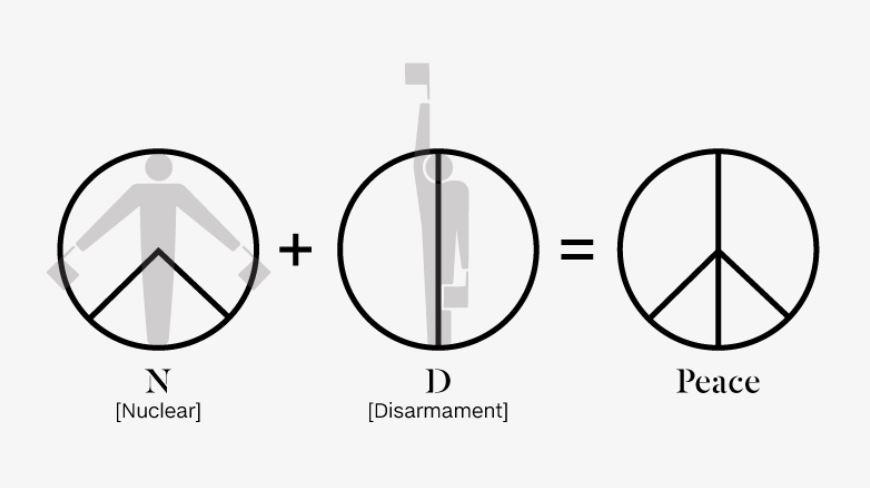 « نماد صلح » چگونه شکل گرفت؟