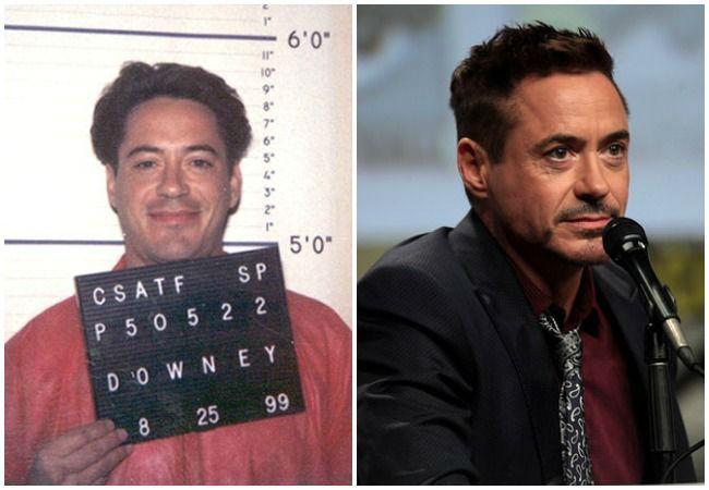 Robert Downey GH content 650px w700 روزیاتو: ۱۰ ستاره هالیوودی که زندگی در پشت میلههای زندان را تجربه کردند اخبار IT