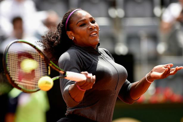 Serena Williams 1 w700 روزیاتو: سرنا ویلیامز؛ مادری دل نازک در خانه و قهرمانی بیرحم در میدان مسابقه اخبار IT