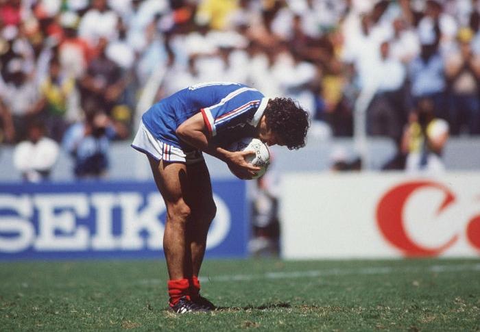 پنالتی از دست رفته جام جهانی