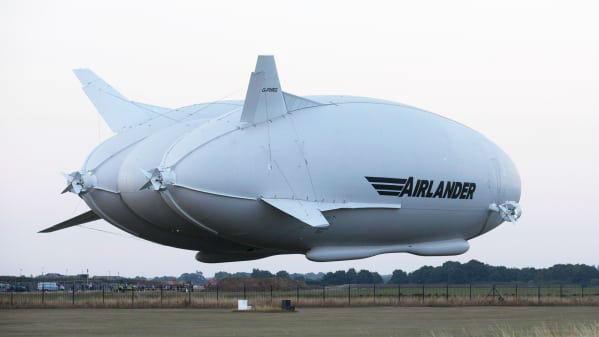 بزرگ ترین پرنده ساخت بشر