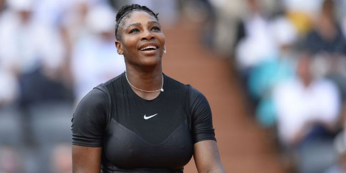 serena williams tennis 1527676264 w700 روزیاتو: سرنا ویلیامز؛ مادری دل نازک در خانه و قهرمانی بیرحم در میدان مسابقه اخبار IT