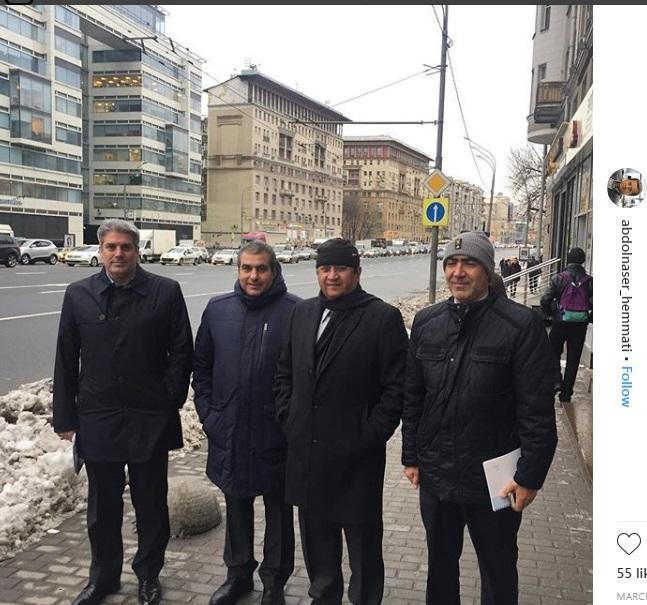 اینستاگرانم عبدالناصر همتی1 رییس کل بانک مرکزی ایران 10 روزیاتو: نگاهی به اینستاگرام رییس کل بانک مرکزی: عبدالناصر همتی اخبار IT