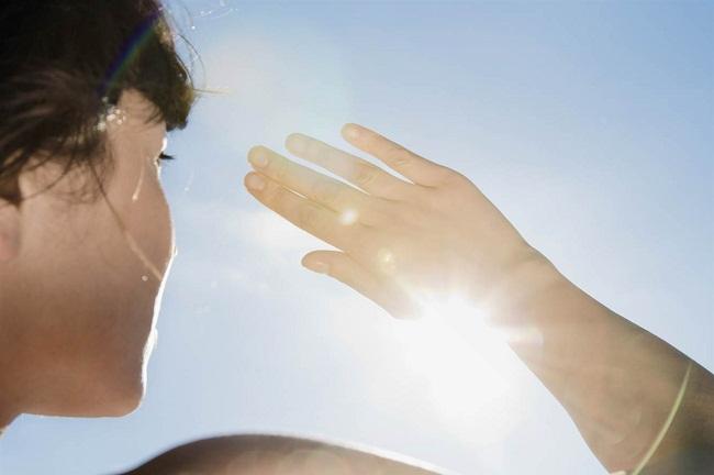 تأثیر خورشید بر بدن