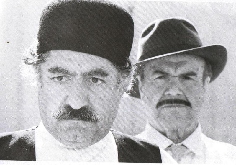 فیلم های عزت الله انتظامی