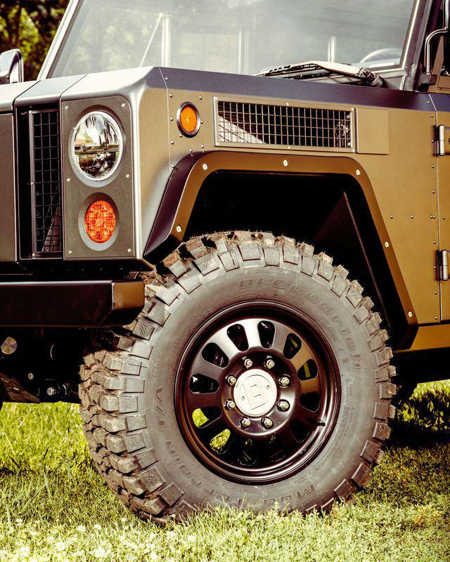 خودرو برقی آفرود بولینگر