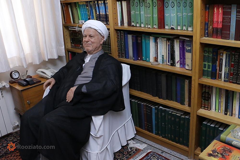 نگاهی به داخل خانه شخصی آیت الله هاشمی رفسنجانی
