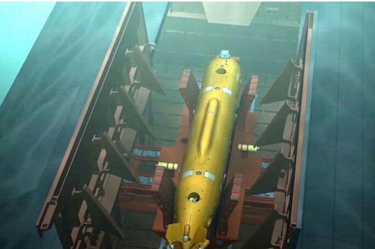 اژدر هسته ای Poseidon