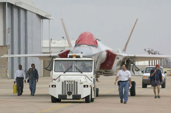 جنگنده اف 35