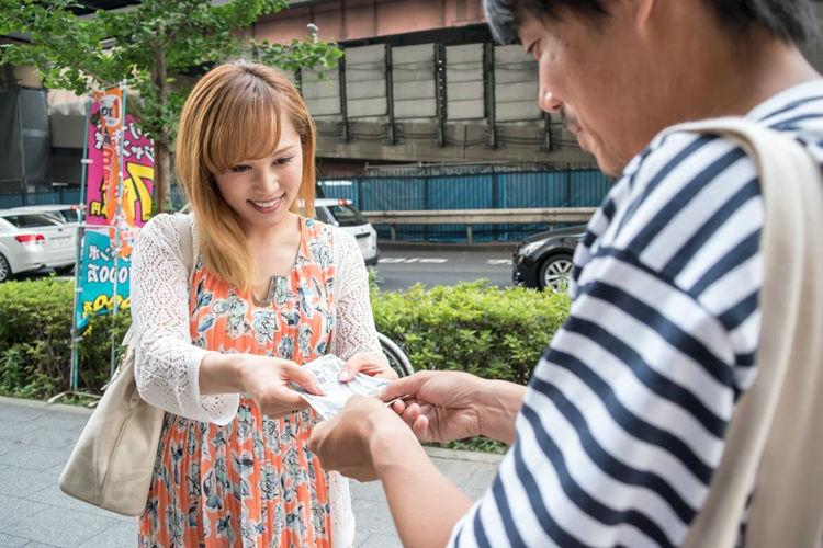 مردان میانسال اجاره ای در ژاپن