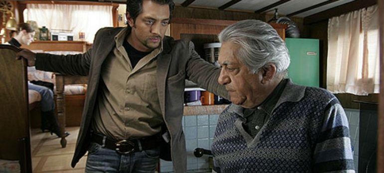 آخرین فیلم عزت الله انتظامی