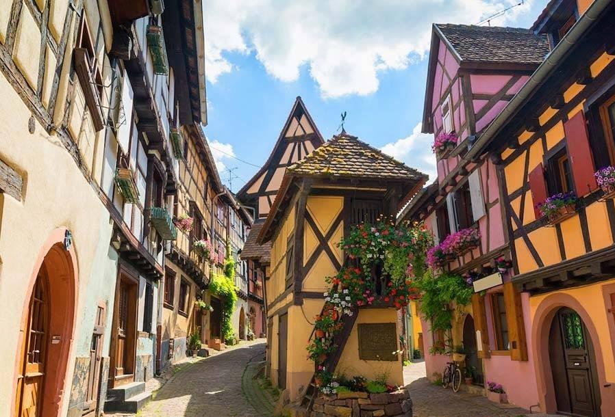 گشتی در روستاهای زیبا فرانسه: کسب درآمد از روستا را جدی بگیریم