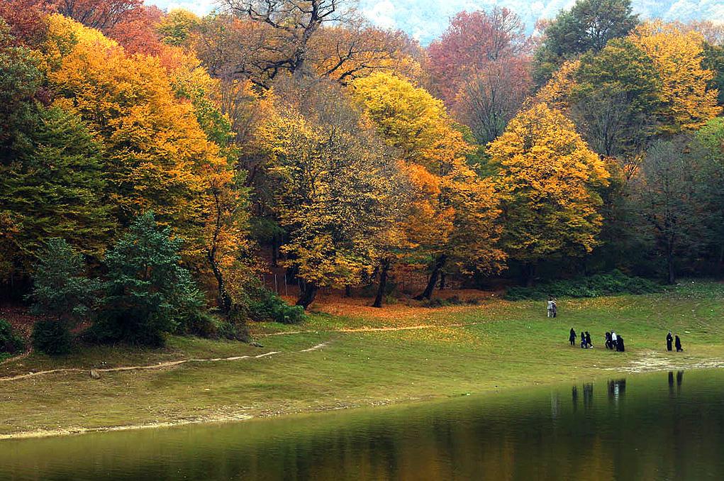 8 منطقه در ایران که پاییز بینظیری دارند