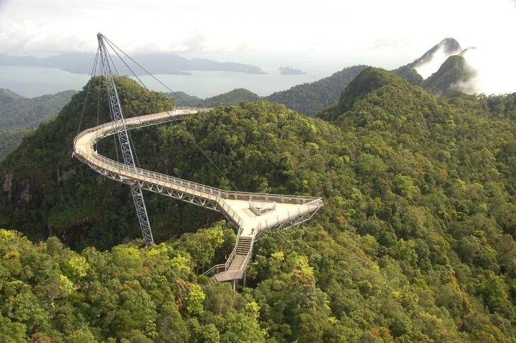 نگاهی به 15 پل عجیب و نفسگیر
