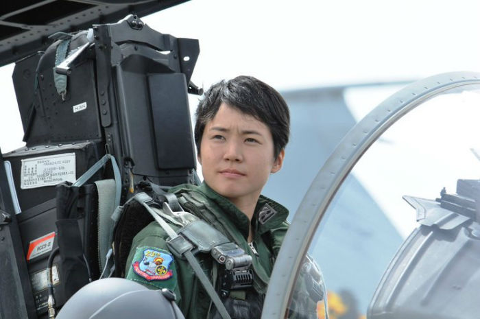 میسا ماتسوشیما: اولین زن ژاپنی خلبان جنگنده از فیلم «تاپ گان» الهام گرفته است