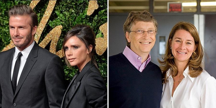 مشهورترین زوج های دنیا چقدر ثروت دارند؟