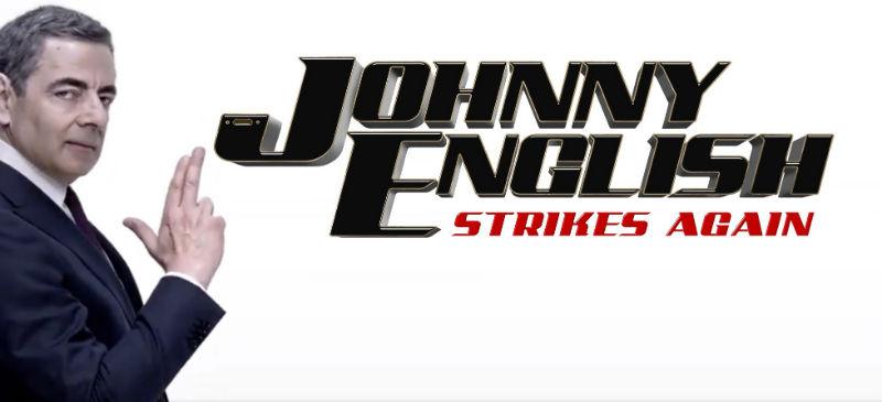 نقد فیلم Johnny English Strikes Again