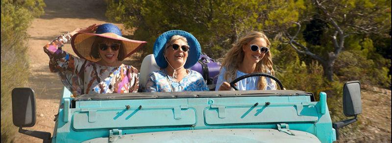 نقد فیلم Mamma Mia Here We Go Again