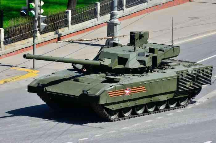 موشک ضد تانک روسی