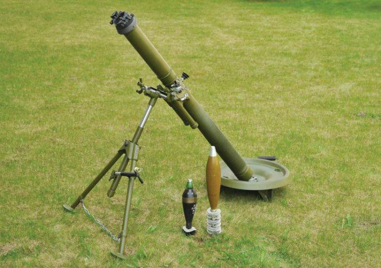 خمپاره اندازی که هیچ صدایی تولید نمی کند: سلاح مرگبار روسی برای نیروهای ویژه اسپتسناز