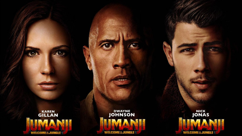 فیلم Jumanji 2